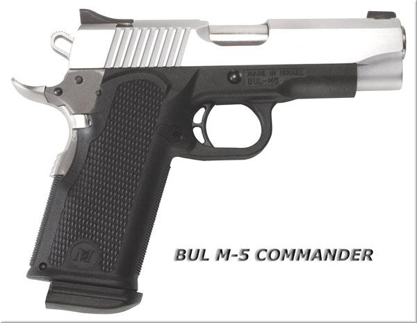 M-5 Commander - משבת קת, Disconnector