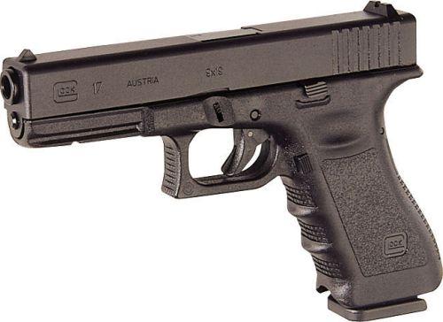 Glock 17 - אבטחת פין נוקר
