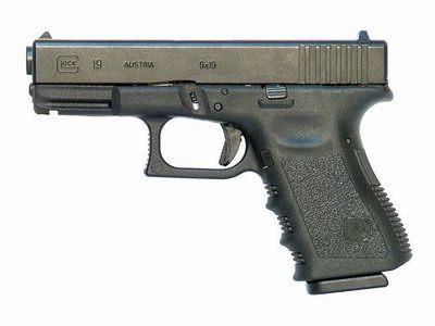Glock 19 - אבטחת פין נוקר