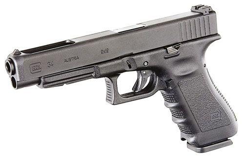 Glock 34 - אבטחת פין נוקר