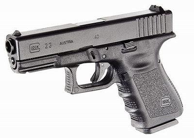Glock 23 - אבטחת פין נוקר