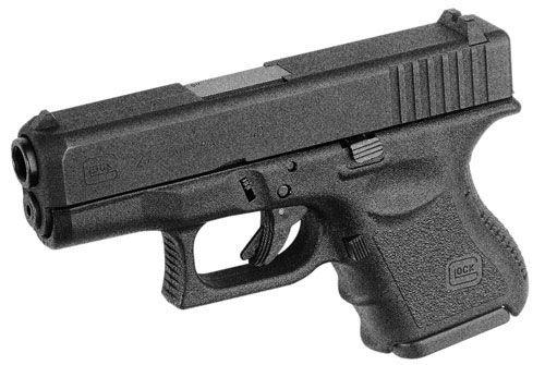Glock 27 - אבטחת פין נוקר