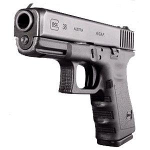 Glock 38 - אבטחת פין נוקר