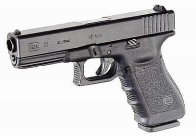 Glock 21 - אבטחת פין נוקר